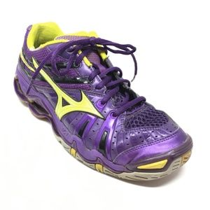 Women's Mizuno Wave Tornado 7 Volleyball Shoes 10M